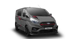 MS RT Ford Transit R185 Limited Edition Widebody Tuning 2 310x165 40 Stück   MS RT Ford Transit als R185 Limited Edition