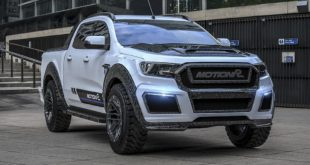 Motion R Ford Ranger Carbon Widebody Tuning 2020 10 310x165 730 PS & 828 NM im 2020 Tickford V8 Ford Ranger Pickup!