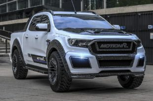 Motion R Ford Ranger Carbon Widebody Tuning 2020 10 310x205 Fierce: Motion R Ford Ranger Carbon Widebody Planned!