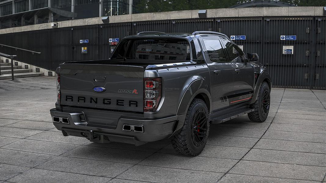 Motion R Ford Ranger Carbon Widebody Tuning 2020 13 Heftig: Motion R Ford Ranger Carbon Widebody geplant!