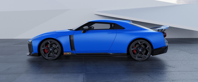 Nissan GT R50 Tuning Italdesign 2020 7 Beschlossen: Nissan GT R50 by Italdesign wird gebaut!
