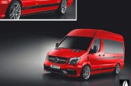 PD VIP1 Bodykit Prior Design Mercedes Sprinter W906 Tuning5 190x125 PD VIP1 Bodykit von Prior Design am Mercedes Sprinter