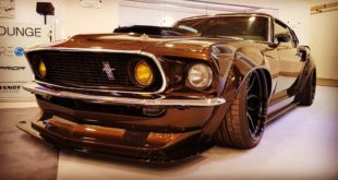 Prior Design 69er Ford Mustang Shelby Widebody 4 310x165 Brutal: +1.000 PS Widebody Ford Mustang GT aus London!