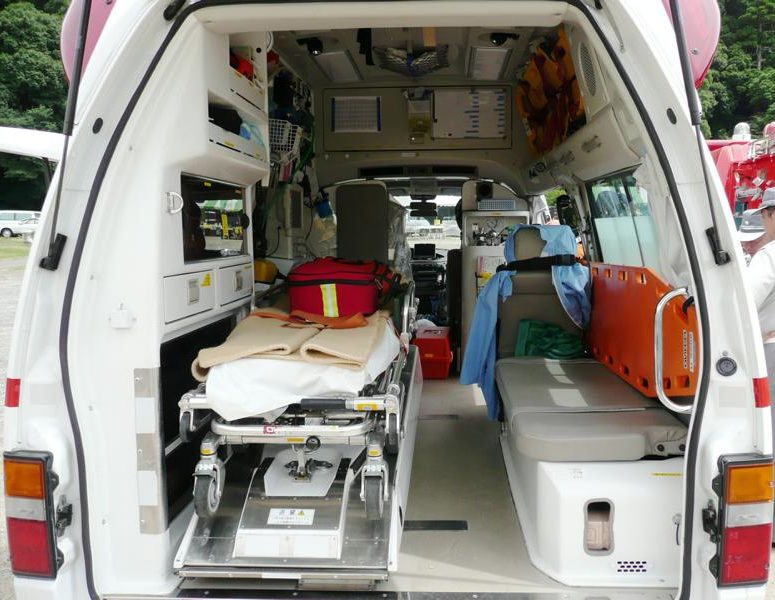 RTW ambulance ambulance car e1576831044839 emergency vehicle and ambulance how they are made!