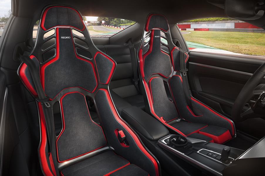 For The Racetrack And The Road The Recaro Podium