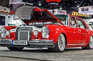 Red Pig 2 Mercedes 280 SEL W 109 Widebody Reviva Tuning Header 3 310x205 Red Pig 2: Mercedes 280 SEL W 109 Widebody von Reviva