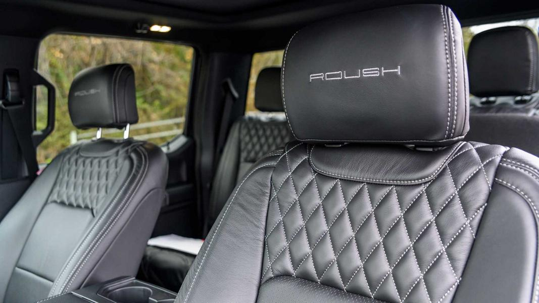 Roush Performance 2020 Ford F 150 Pickup Tuning 7 Gewaltig   Roush Performance 2020 Ford F 150 Pickup