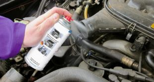 Jump start spray Motor starter Motor start spray 310x165 Not just as a large truck! The fire engine as a car