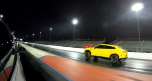 Tuning Lamborghini Urus vs. Leichtbau Tesla Model X 310x165 Video: 656 PS Ford GT vs. 770 PS Shelby Mustang GT500