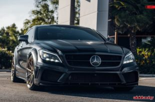 Widebody Mercedes CLS 63 AMG C 218 Prior PD550 Black Series Tuning 42 310x205 Widebody Mercedes CLS 63 AMG s (C 218) von Vivid Racing