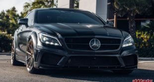 Widebody Mercedes CLS 63 AMG C 218 Prior PD550 Black Series Tuning Header 310x165 Widebody Mercedes CLS 63 AMG s (C 218) von Vivid Racing
