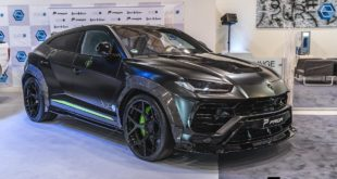 geissini style lamborghini urus widebody prior design 310x165 Geissini Style Lamborghini Urus Widebody von Prior Design