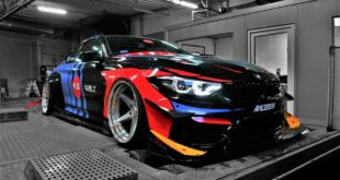 """The Kyza"" BMW M4 Raceism Showcar Tuning Bodykit Maxtondesign 19 310x165 Heftig ""The Kyza"" BMW M4 als Raceism Showcar 2020!"