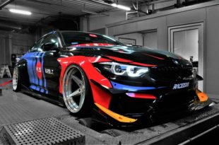 """The Kyza"" BMW M4 Raceism Showcar Tuning Bodykit Maxtondesign 19 310x205 Heftig ""The Kyza"" BMW M4 als Raceism Showcar 2020!"