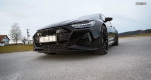 2020 ABT Audi RS6 C8 Tuning 22 Zoll ABT GR 13 310x165 Video: Triumph 675 Speed Triple Motor in der Piaggio Ape