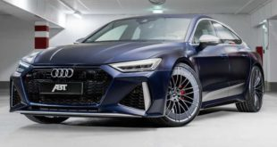 2020 ABT Sportsline Audi RS7 Sportback RS7 R Tuning 310x165 ABT Sportsline Audi RS7 Sportback mit 700 PS u. 22 Zöller