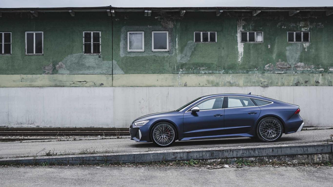 2020 ABT Sportsline Audi RS7 Sportback RS7 R Tuning 7 ABT Sportsline Audi RS7 Sportback mit 700 PS u. 22 Zöller