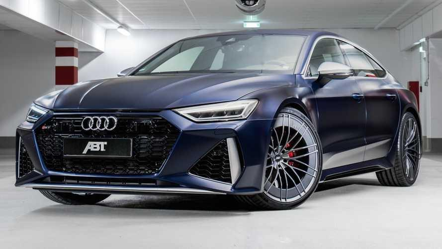 2020 ABT Sportsline Audi RS7 Sportback RS7 R Tuning ABT Sportsline Audi RS7 Sportback mit 700 PS u. 22 Zöller