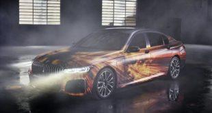2020 BMW 745LE G12 Art Car Gabriel Wickbold 9 310x165 2020 BMW 745LE (G12) als Art Car von Gabriel Wickbold