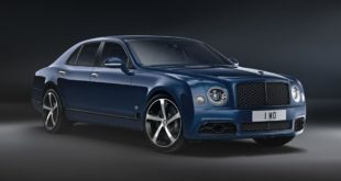 2020 Bentley Mulsanne 6.75 Edition Tuning 1 310x165 Noch exclusiver   Bentley Continental GT Aurum von Mulliner