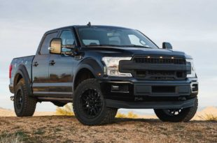 2020 Ford F 150 Pickup Roush 5.11 Tactical Edition Tuning 8 310x205 Böse: 2020 Ford F 150 Pickup als Roush 5.11 Tactical Edition!