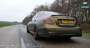 780 PS Mercedes AMG E63 S W213 im Test 310x165 Video: 780 PS Mercedes AMG E63 S (W213) im Test!