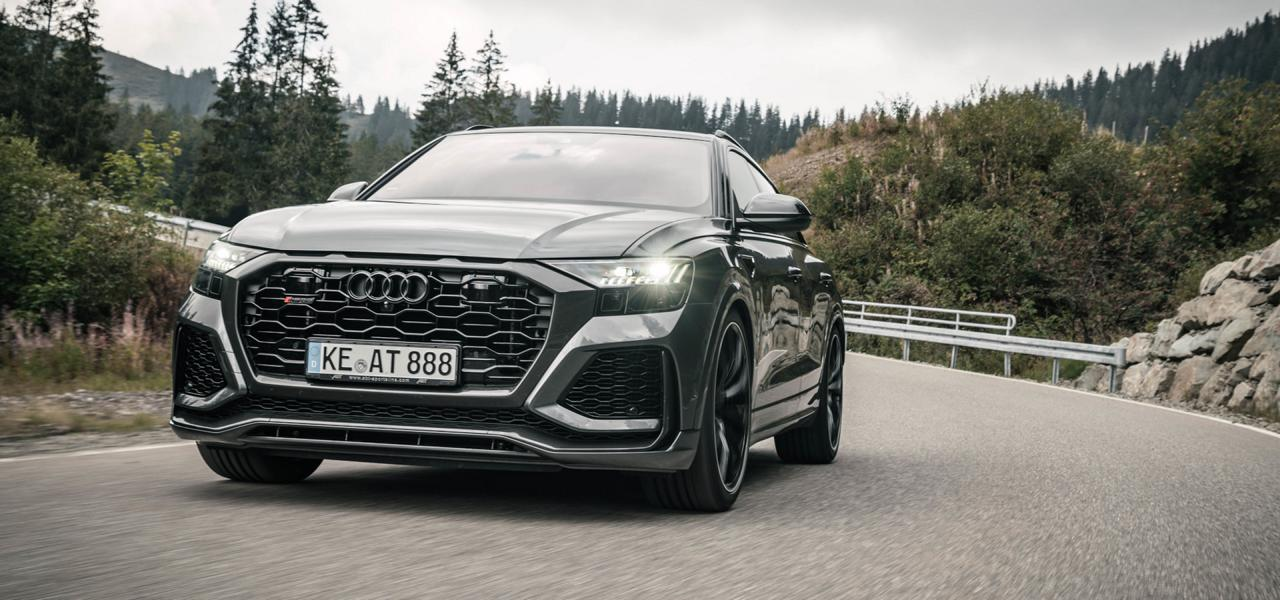 ABT Sportsline Audi RS Q8 4MF1 Chiptuning Alufelgen 1 1 ABT Sportsline Audi RS Q8 (4M/F1) mit 700 PS & 880 NM