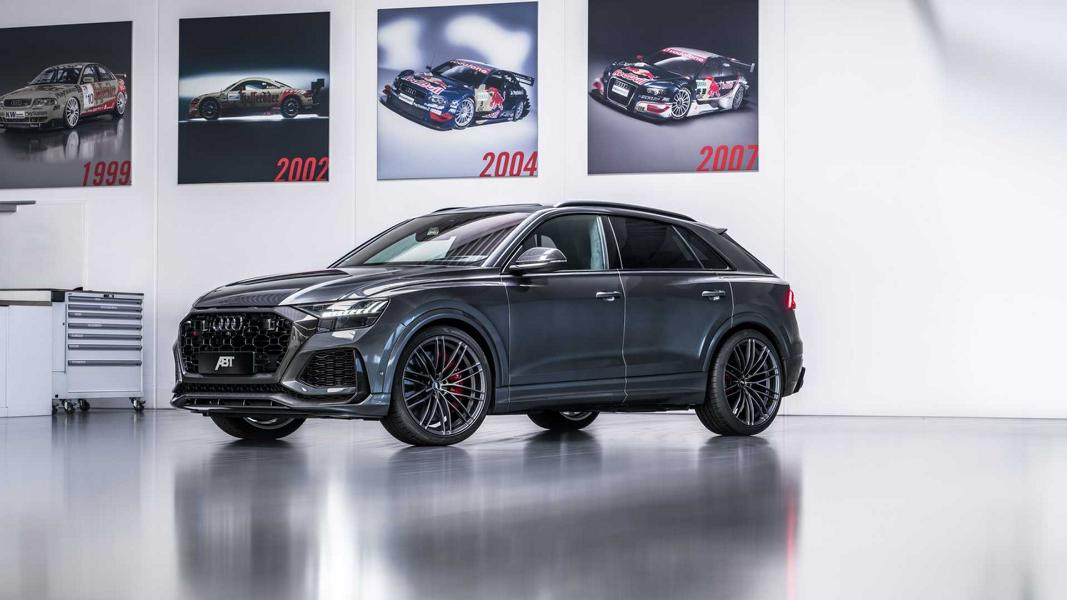 ABT Sportsline Audi RS Q8 4MF1 Chiptuning Alufelgen 1 ABT Sportsline Audi RS Q8 (4M/F1) mit 700 PS & 880 NM