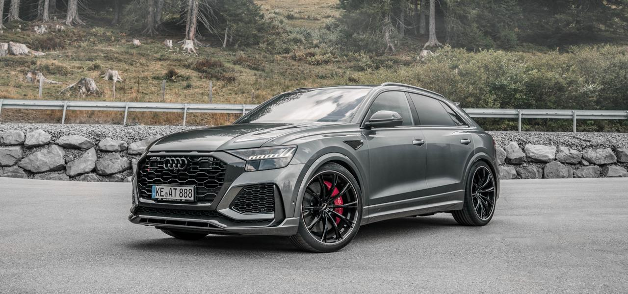 ABT Sportsline Audi RS Q8 4MF1 Chiptuning Alufelgen 2 1 ABT Sportsline Audi RS Q8 (4M/F1) mit 700 PS & 880 NM