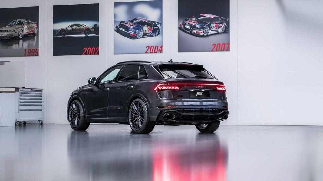 ABT Sportsline Audi RS Q8 4MF1 Chiptuning Alufelgen 2 ABT Sportsline Audi RS Q8 (4M/F1) mit 700 PS & 880 NM
