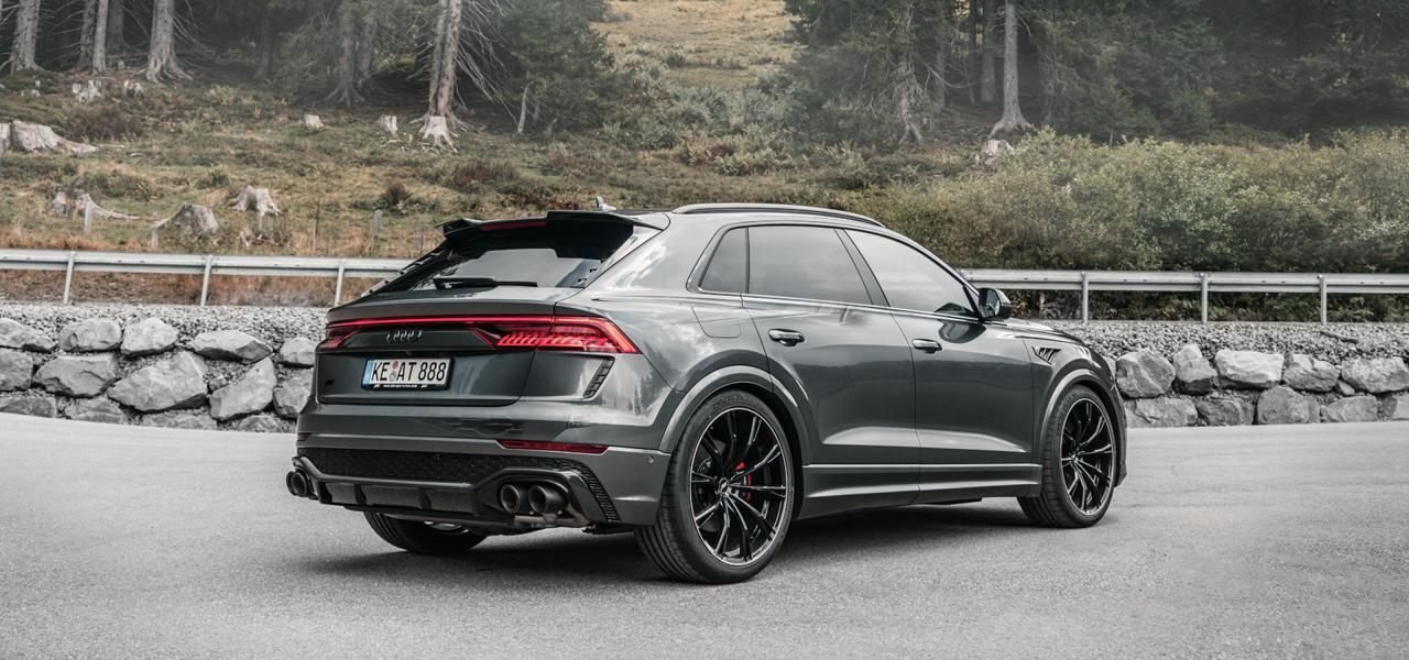 ABT Sportsline Audi RS Q8 4MF1 Chiptuning Alufelgen 3 1 ABT Sportsline Audi RS Q8 (4M/F1) mit 700 PS & 880 NM
