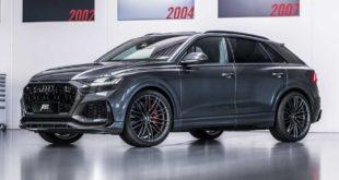 ABT Sportsline Audi RS Q8 4MF1 Chiptuning Alufelgen Header 310x165 Mächtig Druck   Vorschau zum 2021 Audi S3 Sportback!