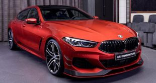 AC Schnitzer BMW 8er Gran Coup%C3%A9 G16 Sunset Orange Tuning Bodykit 9 310x165 AC Schnitzer Parts am 2020 BMW X4 M Competition (F98)