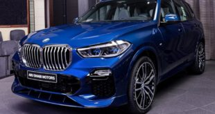 AC Schnitzer BMW X5 G05 Phytonic Blue xDrive40i Tuning 13 310x165 AC Schnitzer Parts am 2020 BMW X4 M Competition (F98)