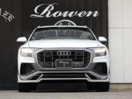 Audi Q8 4M SUV Rowen International Bodykit Tuning 5 190x143 2020   Audi Q8 (4M) SUV mit Rowen International Bodykit