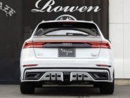Audi Q8 4M SUV Rowen International Bodykit Tuning 8 190x143 2020 Audi Q8 (4M) SUV mit Rowen International Bodykit