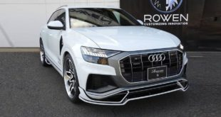 Audi Q8 4M SUV Rowen International Bodykit Tuning Header 310x165 2020   Audi Q8 (4M) SUV mit Rowen International Bodykit