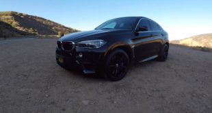 BMW X6 M SAC F86 mit 760 PS 310x165 Video: UAZ   Selfmade Tesla Cybertruck von Garage 54