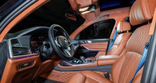 BMW X7 G07 M50d Interieur Tuning Vilner 7 310x165 Traumhaft: BMW X7 (G07) mit Interieur vom Tuner Vilner!