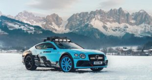 Bentley Continental GT 2020 GP Ice Race Tuning 1 310x165 Eiszeit   Bentley Continental GT für das 2020 GP Ice Race
