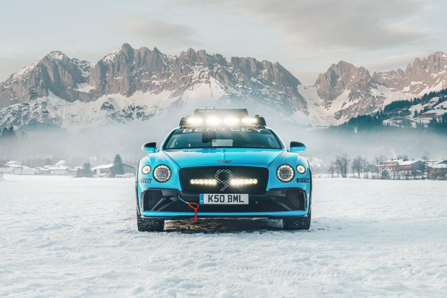 Bentley Continental GT 2020 GP Ice Race Tuning 4 Eiszeit   Bentley Continental GT für das 2020 GP Ice Race
