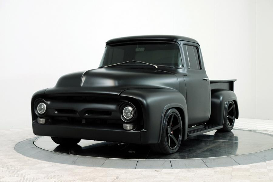 Ford F 100 Pickup Restomod 5.2 Liter V8 Tuning Widebody 1 Bad Boy   Ford F 100 Pickup Restomod mit 5.2 Liter V8