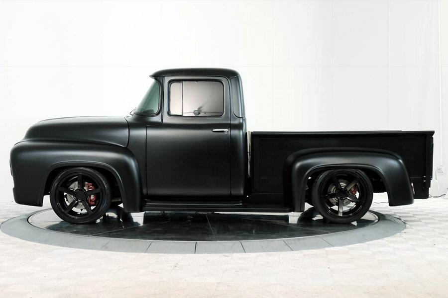 Ford F 100 Pickup Restomod 5.2 Liter V8 Tuning Widebody 5 Bad Boy   Ford F 100 Pickup Restomod mit 5.2 Liter V8