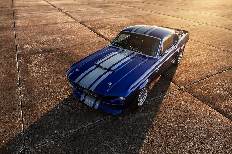 Ford Mustang Shelby GT 500CR 900C Fastback Restomod Tuning 1 Shelby GT 500CR 900C Fastback von Classic Recreations