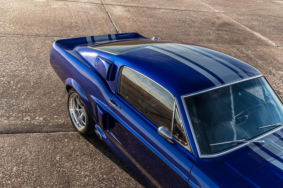 Ford Mustang Shelby GT 500CR 900C Fastback Restomod Tuning 2 Shelby GT 500CR 900C Fastback von Classic Recreations