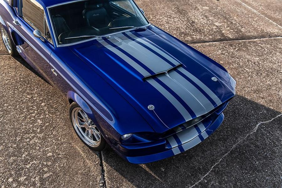 Ford Mustang Shelby GT 500CR 900C Fastback Restomod Tuning 3 Shelby GT 500CR 900C Fastback von Classic Recreations