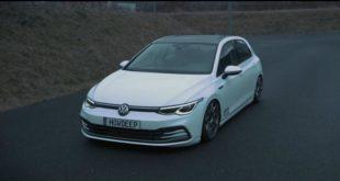 How Deep VW Golf 8 MK8 Airride 20 Zoll e1578296965765 310x165 Nur 250 Stück: 272 PS VW Arteon R Line Edition 2020