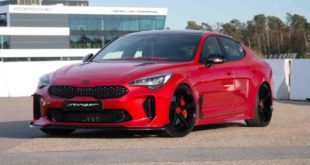 Ingo Noak Bodykit Kia Stinger 3.3 T GDi Tuning Header 310x165 Giftiger Stachel: The Sting AIR Kia Stinger von AMJ!