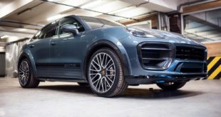 MTR Design Porsche Cayenne Coupe 310x165 Video: Testbericht   BMW X6 M SAC (F86) mit 760 PS