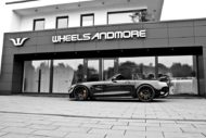 Mercedes AMG GT R Coupe C190 Hypaero Tuning 1 190x127 Mercedes AMG GT R Coupe Hypaero von Wheelsandmore